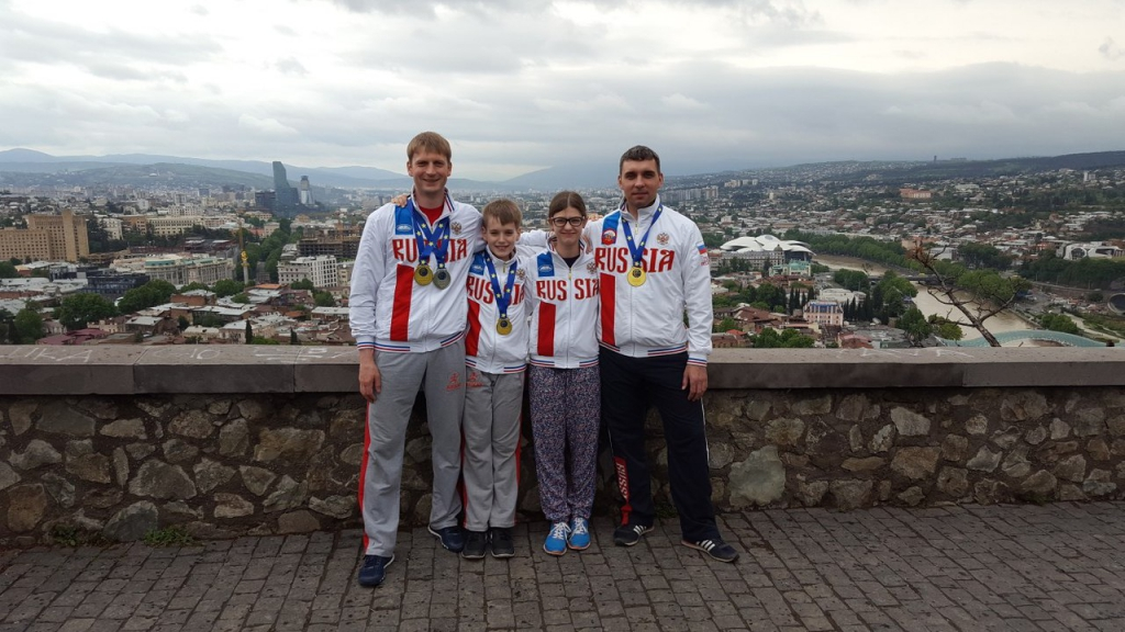 Чемпионат Европы по кунг-фу: ушуисты НЦВСМ завоевали три медали