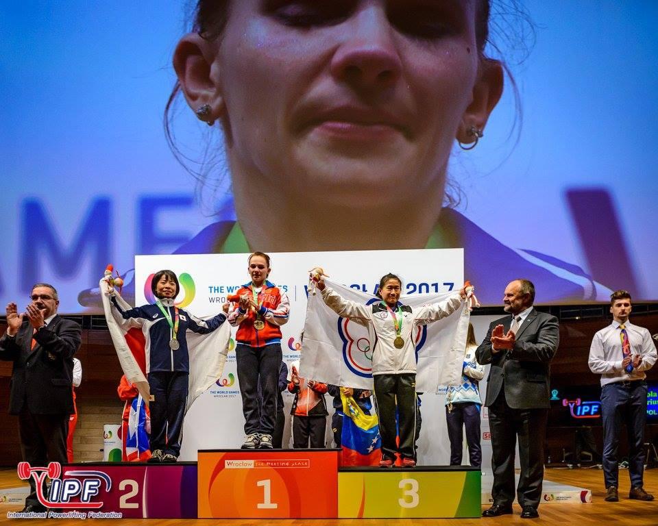 Сергей Федосиенко стал двукратным победителем Всемирных игр