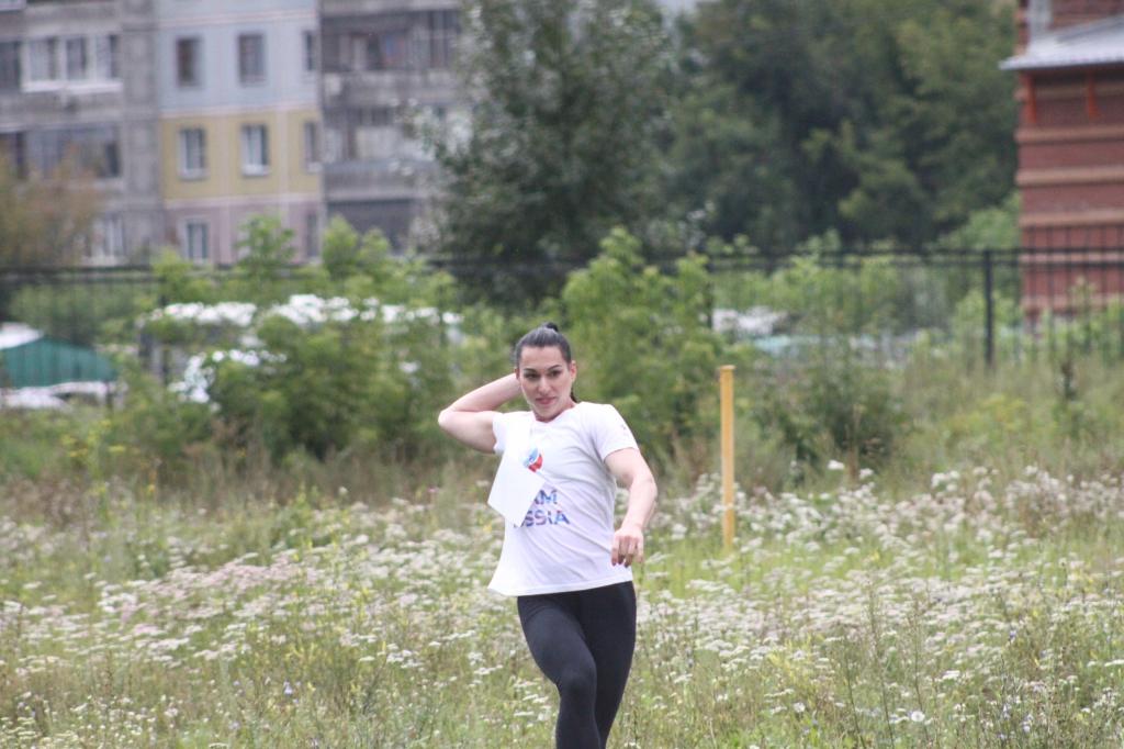 Как НЦВСМ нормативы ГТО сдавал. Часть 1: бег по пересеченной местности
