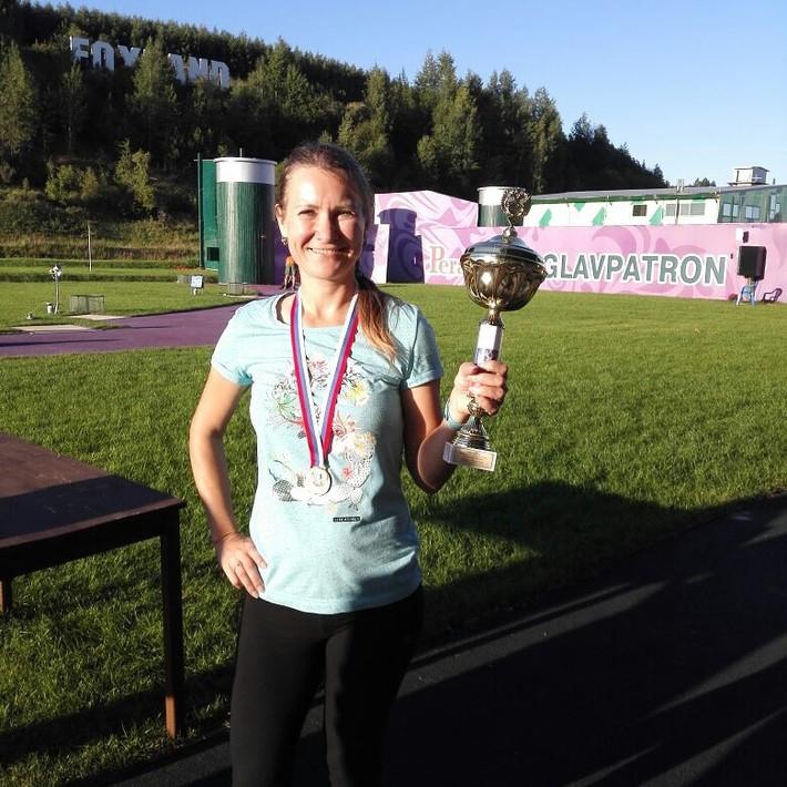 Надежда Коновалова победила в финале Кубка России