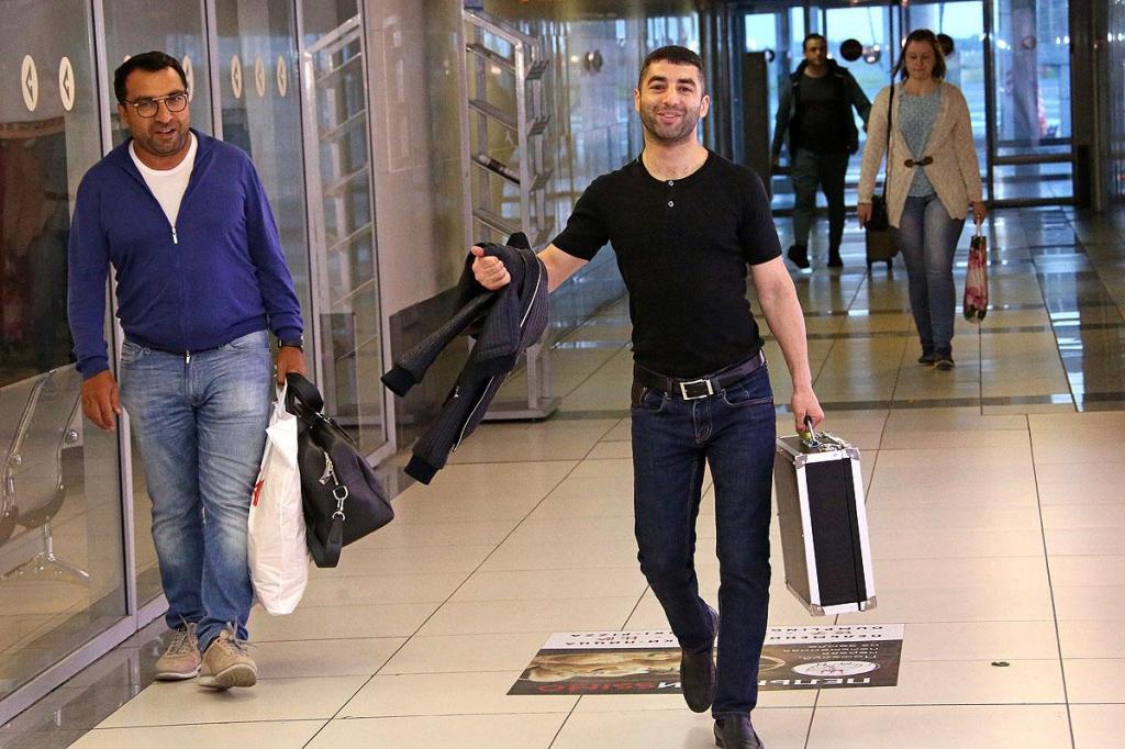 Михаил Алоян выйдет на бой 3 февраля в Сочи