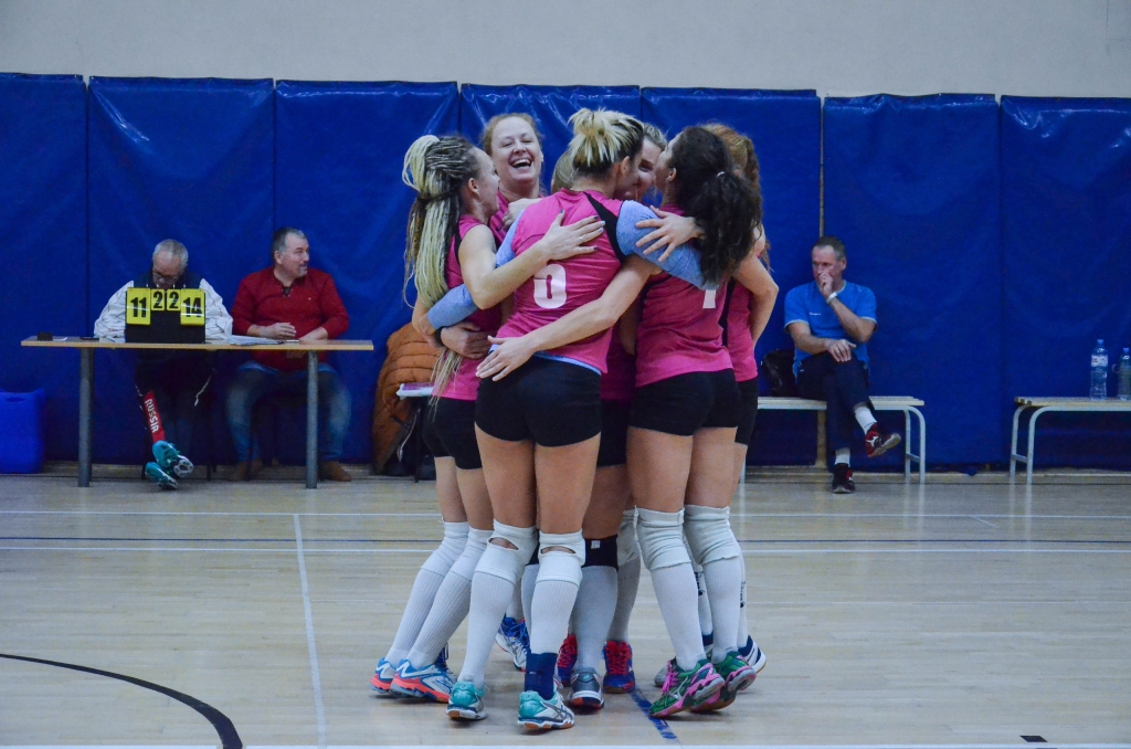 Новосибирские волейболистки завоевали золото Кубка России