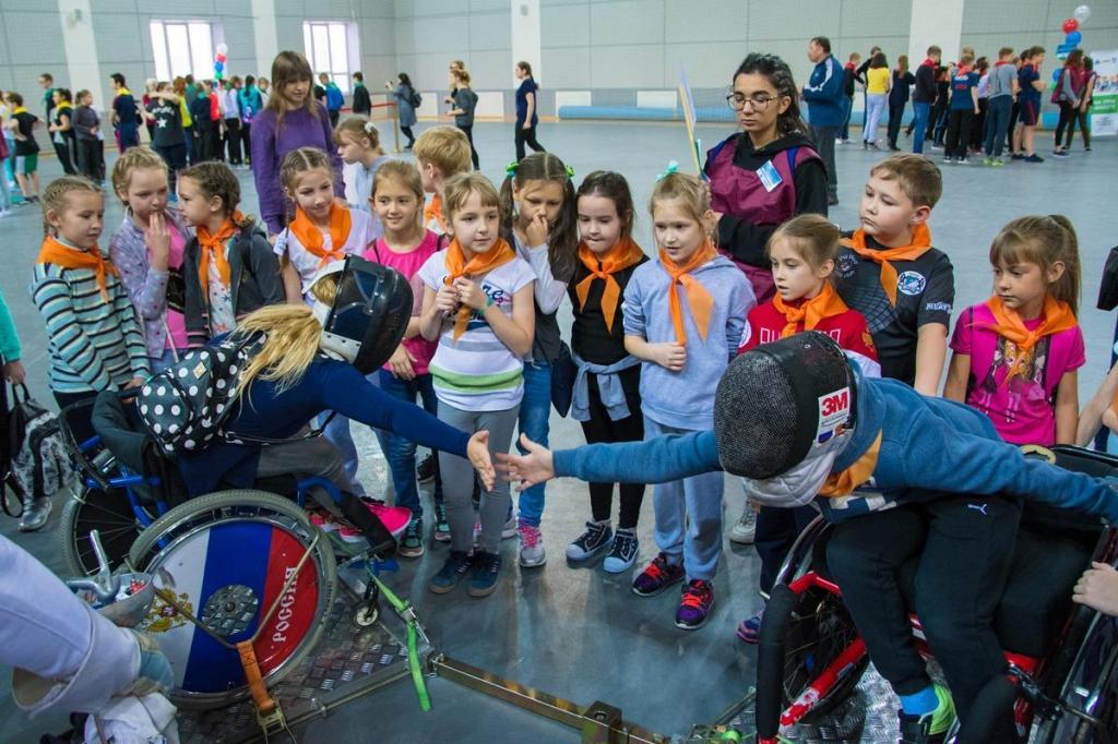 Радость, которую дарит спорт - в Новосибирске прошёл II фестиваль паралимпийского спорта