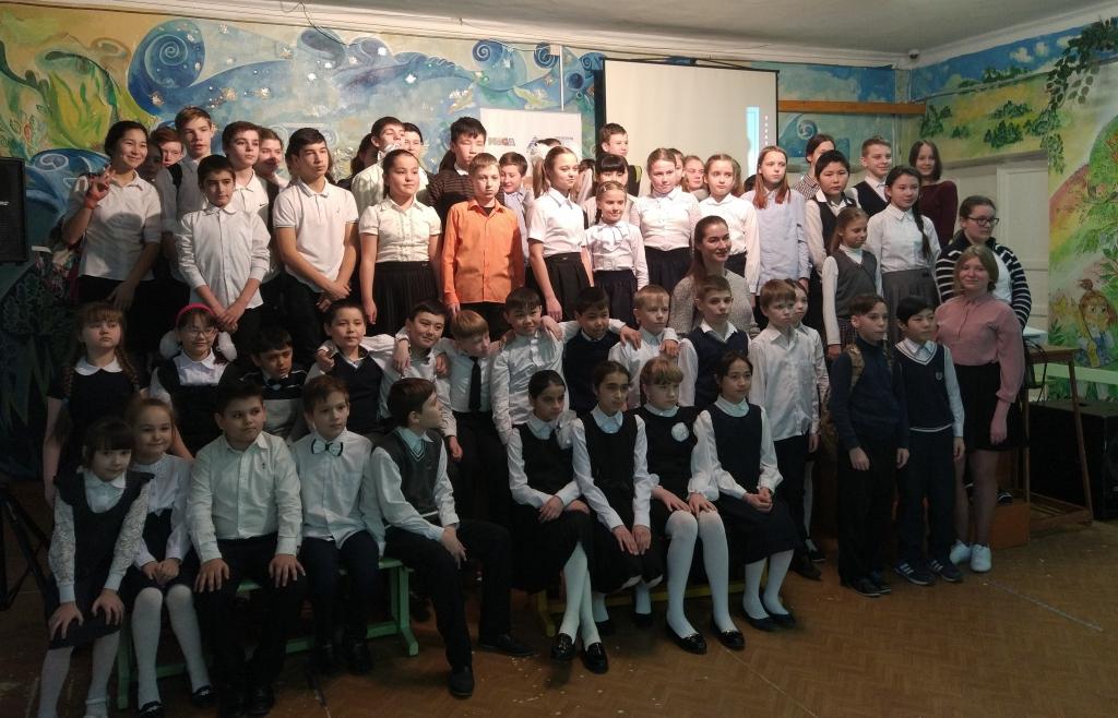 Анна Фатеева стала героем паралимпийского урока в школе
