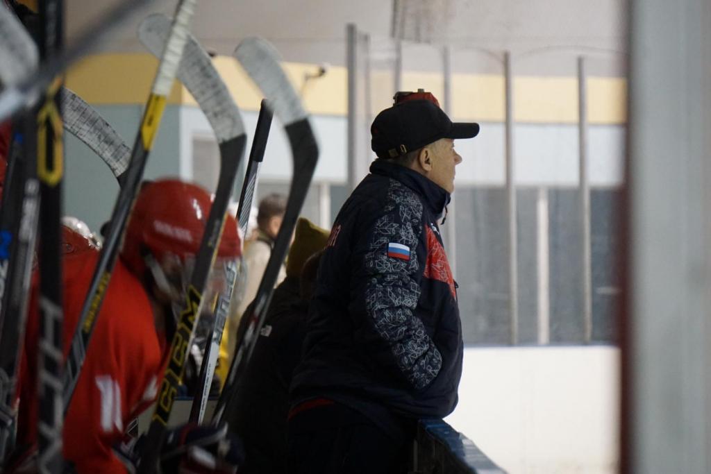 Новосибирские хоккеисты – чемпионы России по спорту глухих