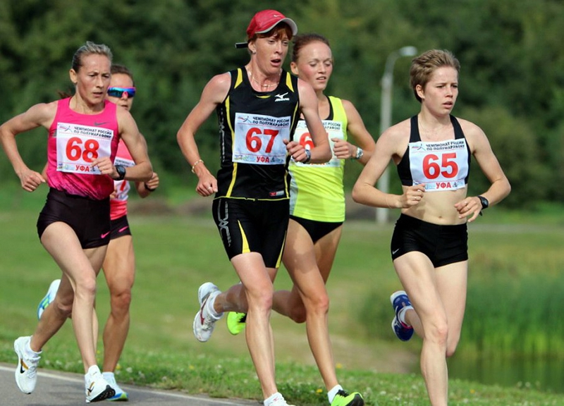 Алла Кулятина завоевала первую медаль после рождения ребёнка