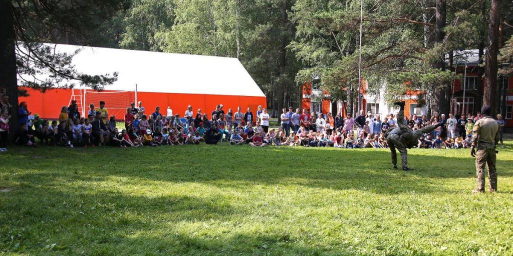 Отдых в оздоровительном лагере запомнится надолго