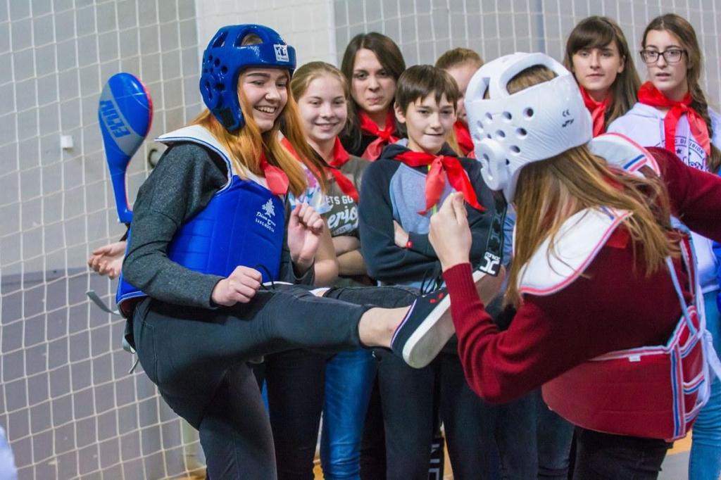 Спорт без границ – новосибирцы попробуют себя в адаптивных видах спорта