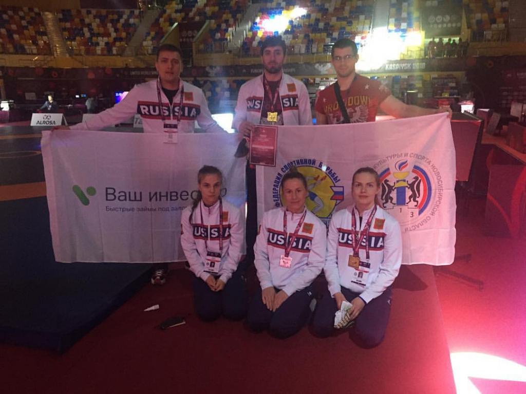 Сборная Новосибирской области выступит на чемпионате мира по грэпплингу
