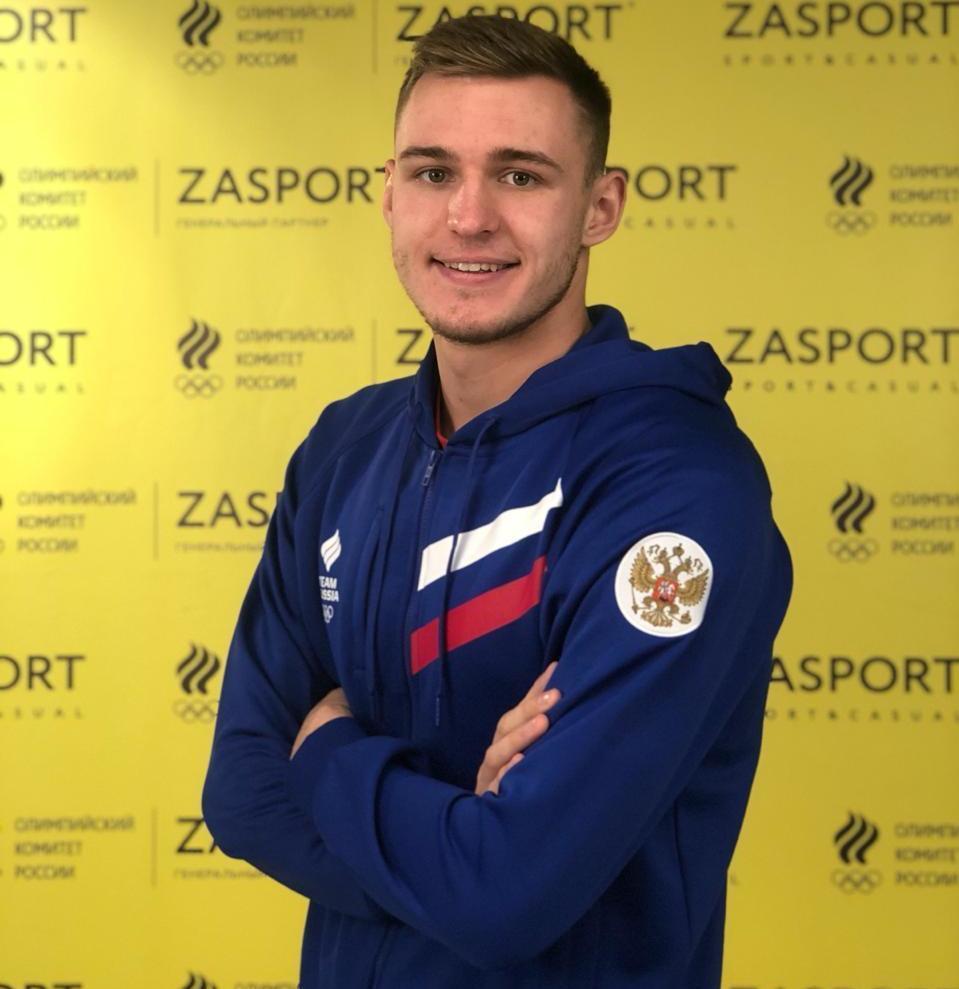 Участникам III летних юношеских Олимпийских игр выдали форму