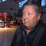 Станислав Кирсанов - легенда Новосибирского бокса отметил 75 -летний юбилей.