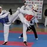 Новосибирские тхэквондисты успешно выступили на чемпионате России