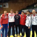 Новосибирские тхэквондисты примут участие в чемпионате Европы