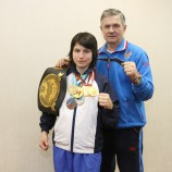 Сават. Светлана Ананьева – лучшая в стране
