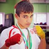 Иван Козловский стал победителем первенства России по боксу