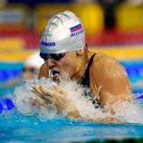Валентина Артемьева победительница финального этапа Кубка России по плаванию