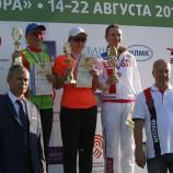 Надежда Коновалова завоевала бронзу финала Кубка России