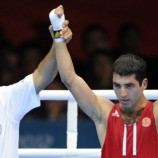 Миша Алоян стал четырехкратным чемпионом России по боксу