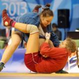 Римма Тропина - серебряный призер Кубка Европы