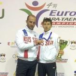 Асхат Акматов стал серебряным призёром чемпионата Европы