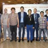 Сборная Новосибирской области по шахматам выиграла командный чемпионат России