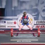 Валентина Верменюк и Алексей Сорокин стали чемпионами Европы по пауэрлифтингу