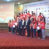 Золото и бронзу завоевали воспитанники СДЮШОР «Фламинго» на чемпионате и первенстве России по кроссу