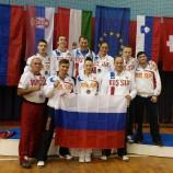 Наталья Рагулина - бронзовый призер чемпионата Европы по савату!