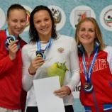 Наталья Ловцова выполнила условия отбора на Чемпионат Европы на трех дистанциях