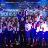 Анастасия Солодкова стала бронзовой призеркой чемпионата мира по кикбоксингу