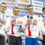 Успех новосибирских пловцов на чемпионате Европы по плаванию