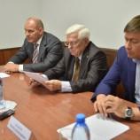 Состоялось экстренное заседание президиума Олимпийского Совета в Новосибирской области