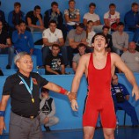 Марк Бемалян завоевал серебро Всероссийского турнира