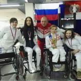 Парафехтование: новосибирцы на чемпионате России завоевали 21 медаль