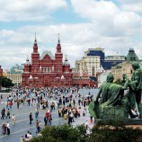 Михаил Алоян готовится к шоу на Красной площади