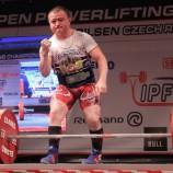 Сергей Федосиенко стал абсолютным победителем чемпионата мира по пауэрлифтингу