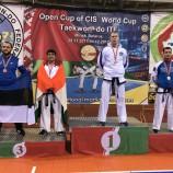 Новосибирцы – победители и призеры Кубка мира по тхэквондо!