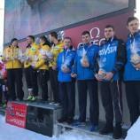 Новосибирский бобслеист Денис Коротков взошёл на пьедестал первенства мира