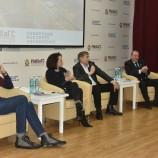 Дискуссии с олимпийцами: в Сибирском институте управления прошла встреча с титулованными спортсменами