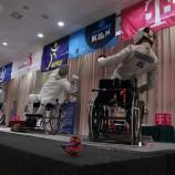 В Бердске пройдёт первенство России по фехтованию на колясках