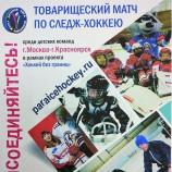 В Бердске готовят к запуску проект «Хоккей без барьеров»