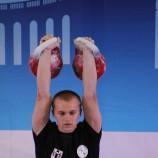 Евгений Бутенко одержал победу на чемпионате России по гиревому спорту