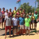 Новосибирские спортсмены – чемпионы России по пляжному волейболу