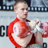 Евгений Бутенко дебютировал на чемпионате мира по гиревому спорту победой