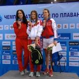 Арина Суркова прошла отбор на чемпионат мира по плаванию