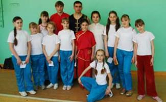 Спортивно-оздоровительный мастер-класс в гимназии № 11
