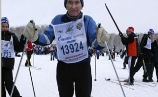 Агитационный лыжный переход