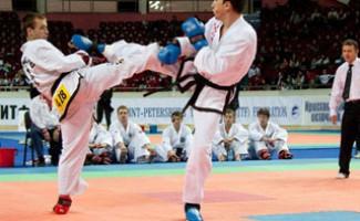 Три спортсмена НЦВСМ выиграли чемпионат Европы по тхэквондо