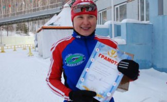 Анна Богалий-Титовец – чемпионка России в эстафетном беге!