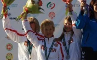 Серебро чемпионата Европы по стендовой стрельбе